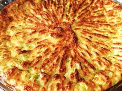 Imagem da receita Souflé de chuchu maravilhoso