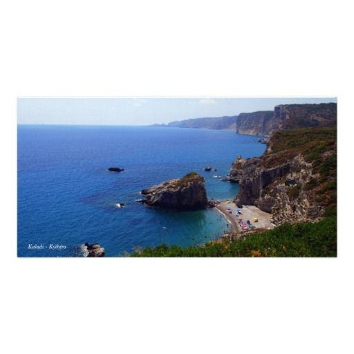 Kaladi – Kythira Customized Photo Card