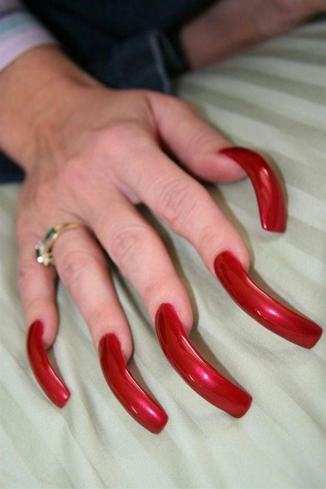 Fingernägeln langen frau mit BeautyBlog: Lange