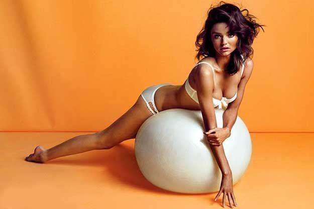 4 vježbe koje radi svaki supermodel - Index Fit