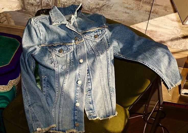 SS17 | Denim Jacket VENUS
