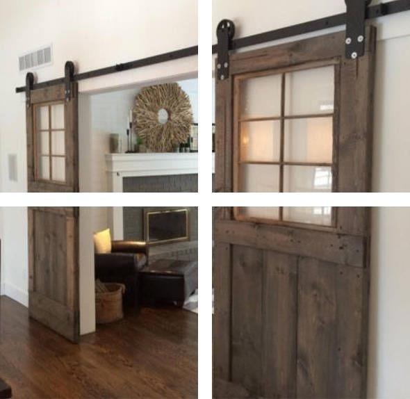 Discount Barn Doors Barn Door Bedroom Door Small Barn Doors For Sale In 2020 Farmhouse Lighting Dining Barn Door Designs Farmhouse Kitchen Colors