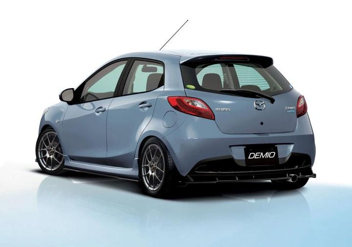 #Mazda #Demio #Mazda2 Smart Stylish special release from the 2012 #Tokyo #Auto Salon