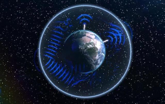 """Os antigos Rishis indianos chamavam 7,83 Hz de freqüência de OM. Também é o """"ritmo cardíaco"""" natural da Terra, conhecido como Ressonância de Schumann."""