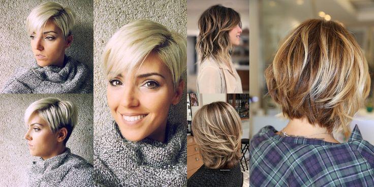 40 tagli di capelli medi lisci o poco mossi per il vostro look affascinante! ,    Tutte le donne che sono in grado di sfoggiare dei capelli di media lunghezza lo sanno molto bene: i capelli medi sono straordinariamente versati...