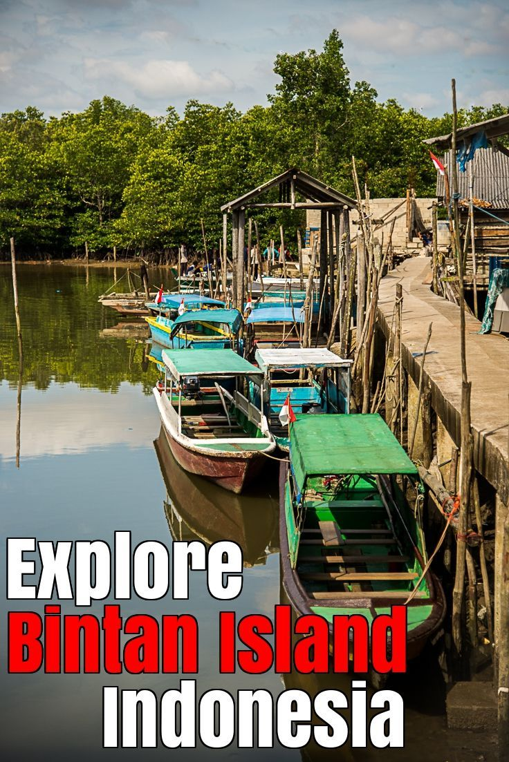 Bintan Island, 1 hour from Singapore by ferry, miles away from the busy city life  http://mel365.com/bintan-island-singapore-by-ferry-1-hour-in-indonesia/