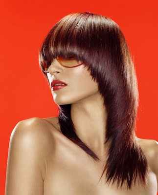 70's hair style had something like this but shorter