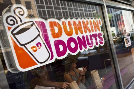 Eggs, Bacon, and Donuts in One Sandwich? Dunkin' Donuts Says, 'Why Not?'