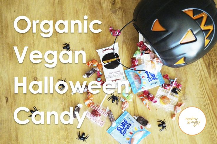 Have a healthy Halloween with Healthy Grocery Girl