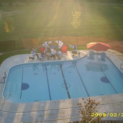 Ice Rink Pool