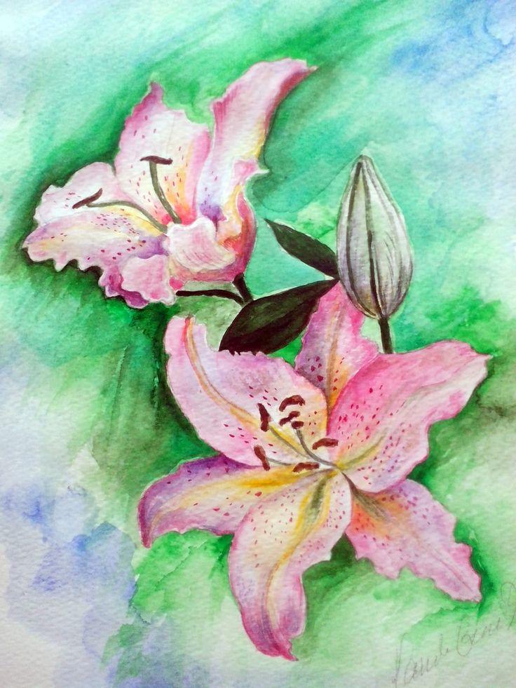 Lily by Kamila Guzal-Pośrednik