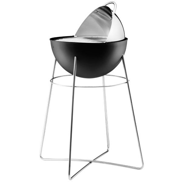 a grill for the minimalist. #design