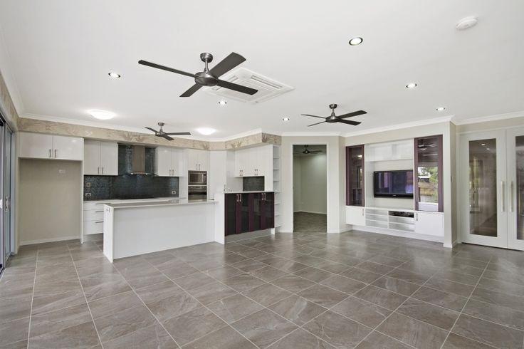 www.martinlockehomes.com.au    Townsville's Award Winning Builder  Kitchen & Living