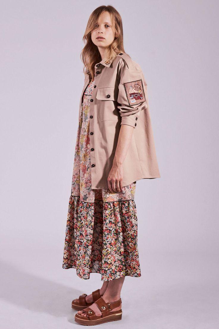Paul & Joe Resort 2018 Fashion Show Collection