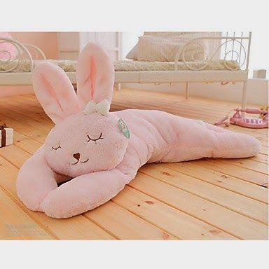 Peluche Gigante Conejo Dormido   Peluches Originales Blog
