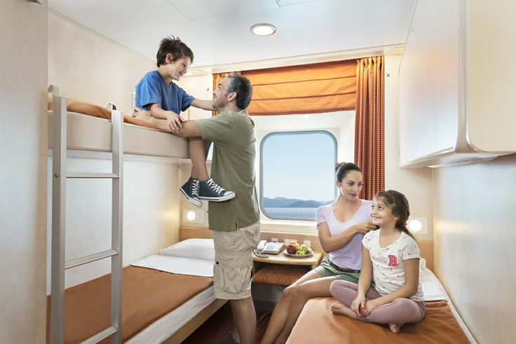 Whether you opt for a 2, 3 or 4- person cabin, they all offer the same niceties. Simply adjust the temperature to the desired level, turn on the music and relax