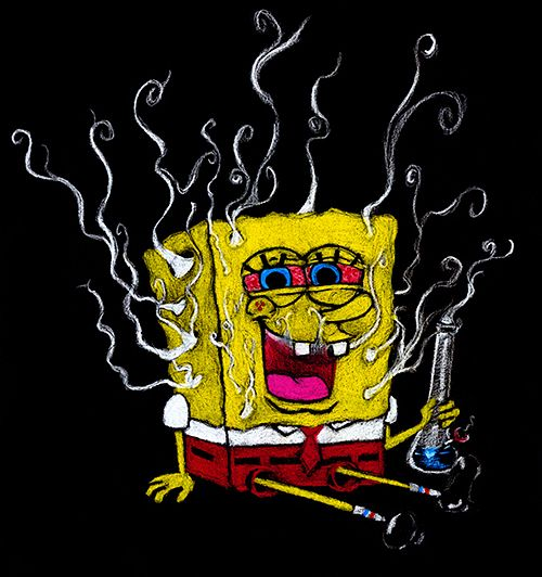 Cartoon Characters Smoking Weed : Best images about in weed p trusts on pinterest humor