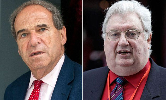 Labour MP links Leon Brittan to 80s child abuse claims