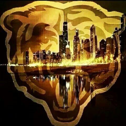 Da Bears.....Chicago Baby :)                                                                                                                                                      More