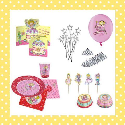 Cupcakes bakken op je kinderfeestje kan met dit pakket van prinses Lillifee. http://dekinderkookshop.nl/product/verjaardagspakket-fee-8-pers/