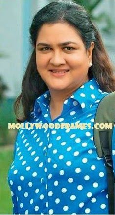 Mollywood Frames. | Malayalam cinema | Malayalam films: Actress Urvashi gave birth to her second child