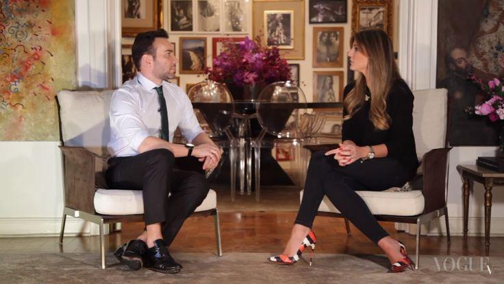 Na semana passada foi ao ar a minha entrevista para o querido Matheus Mazzafera, na TV Vogue. Já viram? Falamos sobre casamento, família,