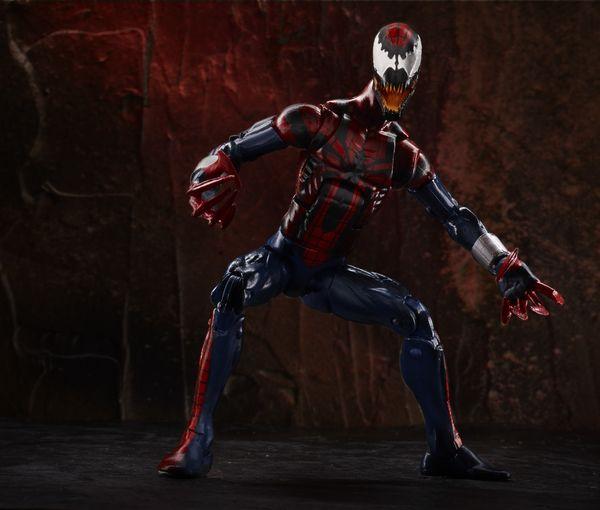 Legends Infinite Spiderman 4 - Sensational Spiderman / Spider Carnage