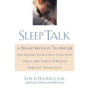Sleep Talk Book Review: Books Sleep, Talk Books, Ppl Talk, Sleep Talk, Breakthrough Techniques, Children, Child Coping, Difficult Transitional, Books Review
