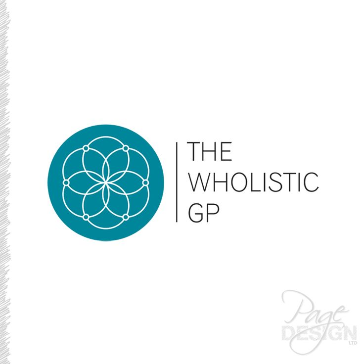 Logo Design for The Wholistic GP