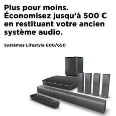 Ne serait-ce pas le moment de changer votre #système #audio ? #promotion #bose #hifi #cobra.fr