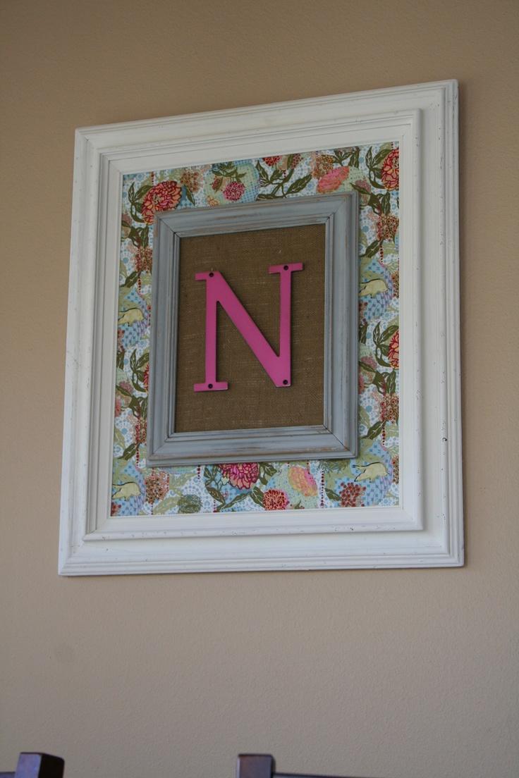 N: Diy, Wall, Grandkids Letters