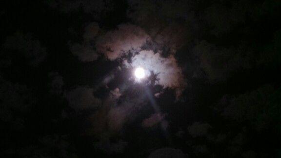 Luna octubre