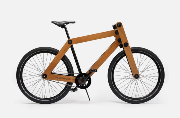 Pedalfactory Sandwichbike – Tahtadan, Kendin Yap, Kendin Bin Bisiklet #bicycle #DIY