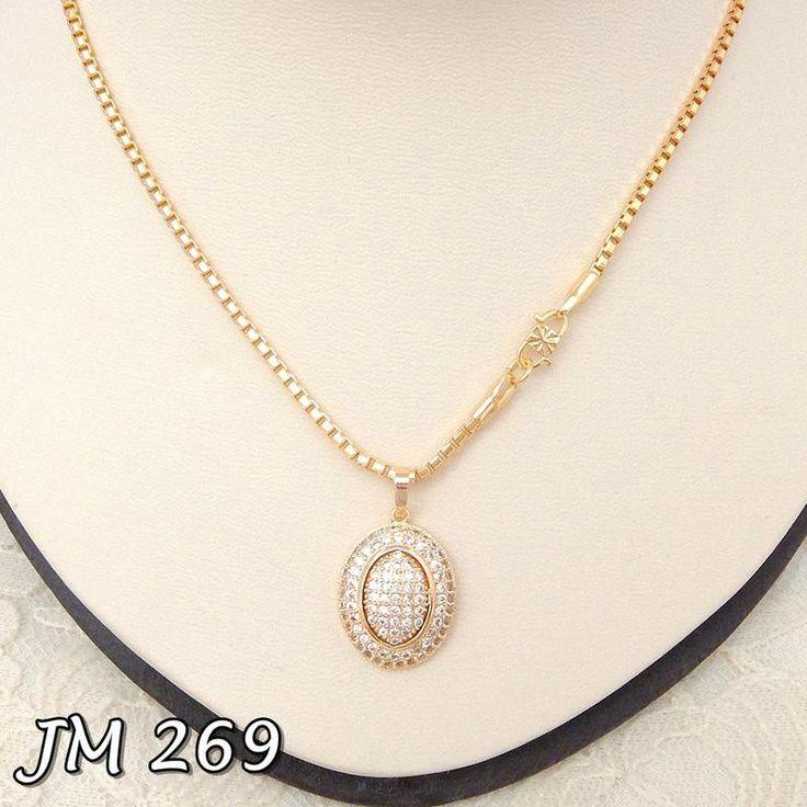 Saya menjual Kalung Xuping Perhiasan tempurung Kura JM 269 seharga Rp52.000. Dapatkan produk ini hanya di Shopee! https://shopee.co.id/sitigrosirxuping/775006591 #ShopeeID