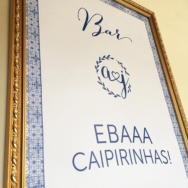 Caipirinhas pra um casamento brasileiro e suíço sim! ♥️🇨🇭🇧🇷🍹🍸 #donaamelie #casamentoadriejavi