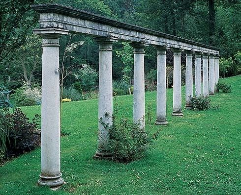 Great These Cast Stone Pillars From Haddonstone In Bellmawr, NJ Wold Bring Just  The Right Touch