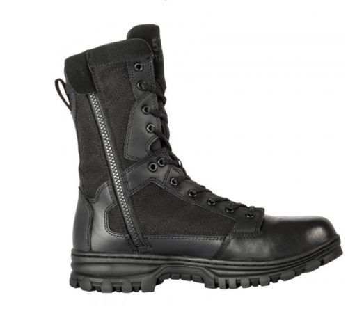5-11-Tactical-Series-Men-039-s-EVO-8-034-Duty-Boots-With-Sidezip-Black-12-WI-12310