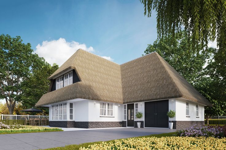 Nieuw ontwerp Villa www.buitenhuisvilalbouw.nl