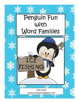 Penguin Fun Word Families – Penguin unit