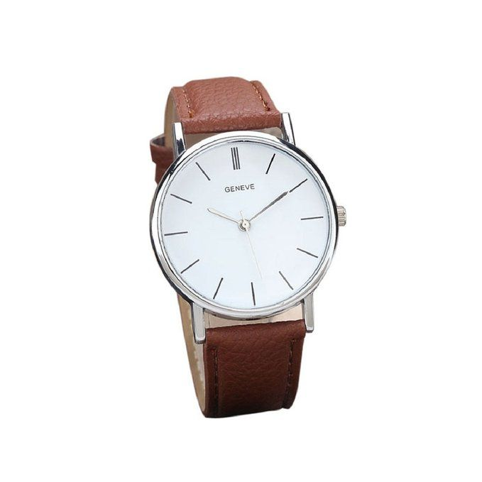 8 best gift reference images on pinterest quartz watches brown shensee 2015 new vintage design leather band analog alloy quartz wrist watch brown negle Images