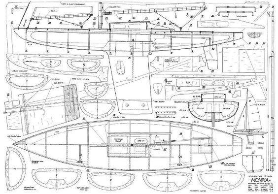 25+ melhores ideias de Planos de construção de barcos no