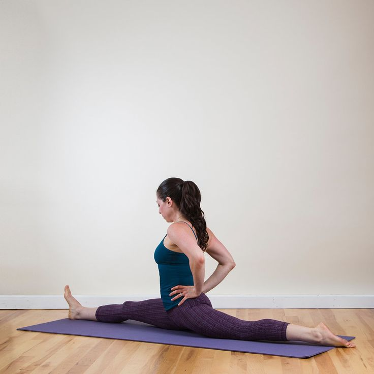 Practice these 9 stretches and you'll be able to do the splits in no time!