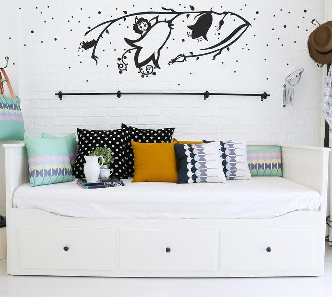 Die besten 25+ Wandtattoo blumen Ideen auf Pinterest Wandtattoo - Wandtattoos Fürs Badezimmer