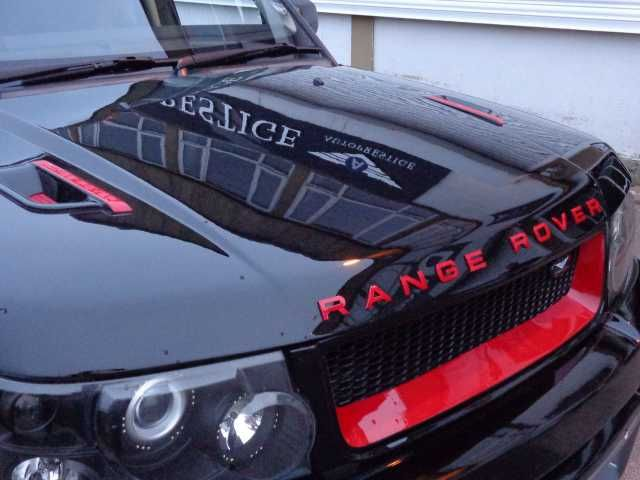 2005 Range Rover Sport 2.7 TDV6 HSE AP CUSTOMS Stage 3 Red Label wide body edition. Java Black. Click on pic shown for loads more.