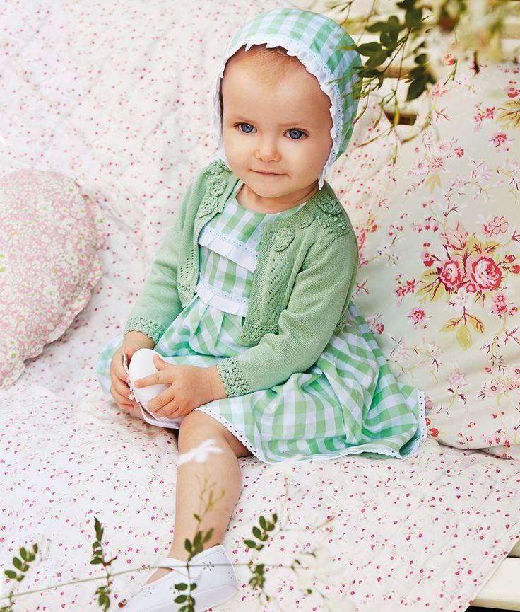MAYORAL. Newborn Collection. Spring - Summer 2015.