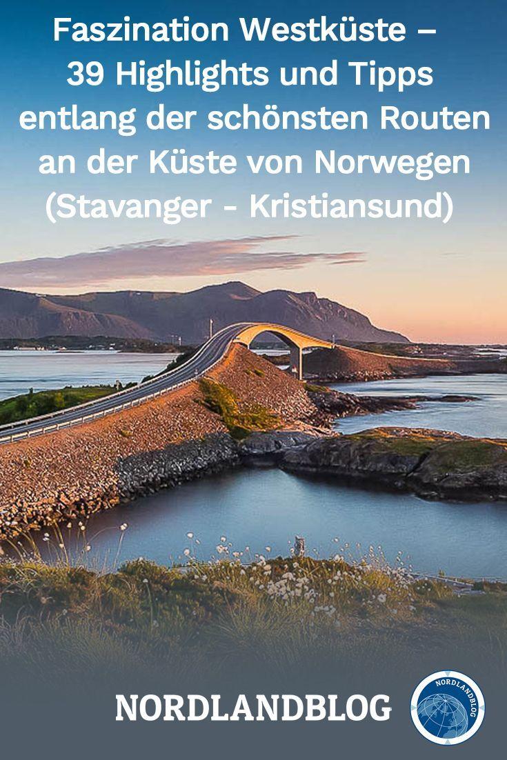 39 Highlights, Aktivitäten und Tipps an der Westküste von Norwegen