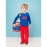 "Lily-Balou Trousers ""Leon"" red"