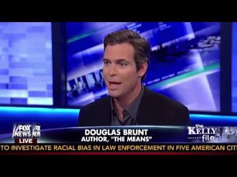 Douglas Brunt - Fox News Megyn Kelly Interviews Husband Douglas Brunt About New Book 'Th...