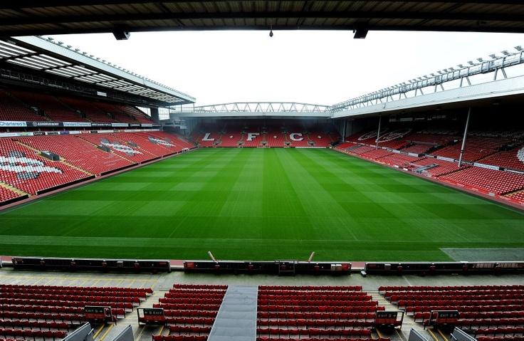Anfield #LFC