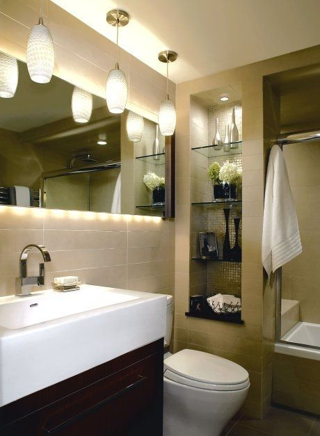 Small Bathrooms by HomeSpirations